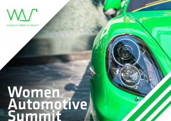 INWES at the first Women Automotive Summit in Stuttgart, June 13!