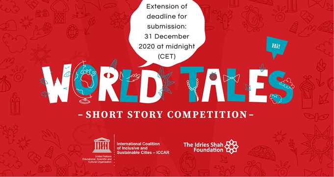 UNESCO World Tales – Short Stories competition