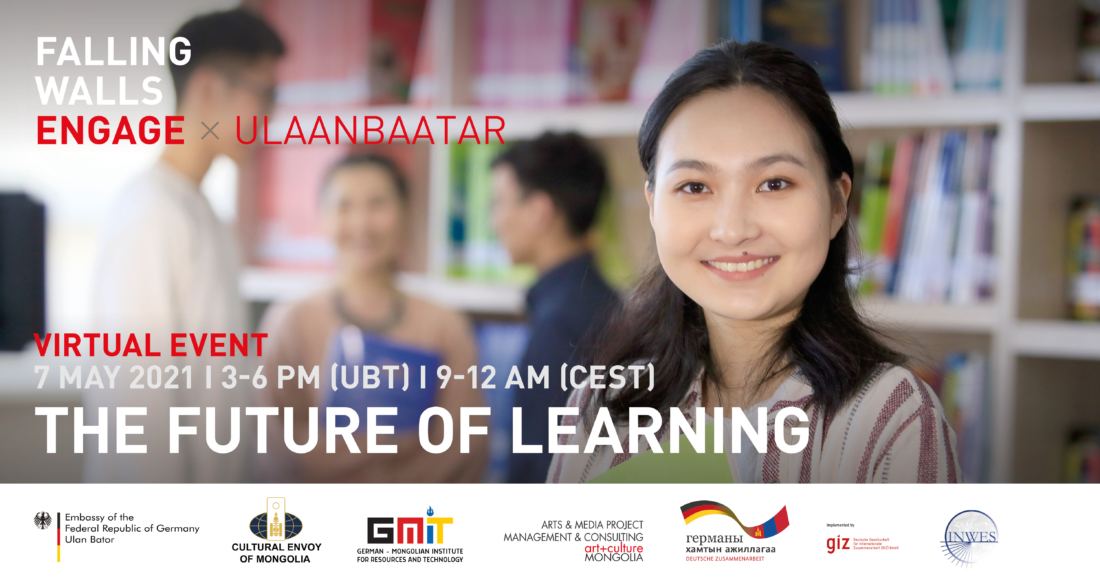 The Future of Learning event on 7 May.