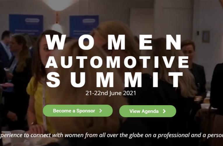 Final Countdown: Women Automotive Summit (21-22 June, online)